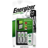 Energizer MAXI charger + 4x AA 2000mAh NiMH - Töltő