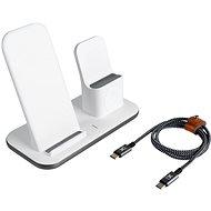 Xtorm 3-in-1 Wireless Charging Base for Apple - Vezeték nélküli töltő