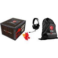 MSI Loot Box a GT / GS / GE számára - Ajándékcsomag