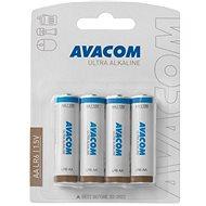 AVACOM Ultra alkáli AA elem, 4 db, bliszter csomagolásban - Eldobható elemek