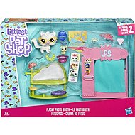 Littlest Pet Shop - Flashy photo booth - Játékszett