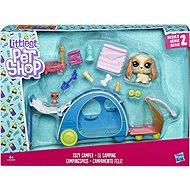 Littest Pet Shop - Kényelmes lakókocsi - Játékszett