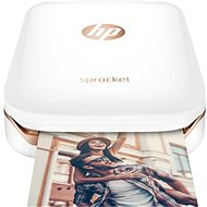 HP lánckerék fotónyomtató fehér - Hőszublimációs nyomtató