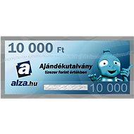 Elektronikus Alza.hu ajándékutalvány 10000 Ft értékben - Utalvány