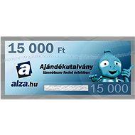 Elektronikus Alza.hu ajándékutalvány 15000 Ft értékben - Utalvány