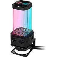 Corsair XD5 RGB (D5 szivattyútartály) fekete - Vízhűtéses szivattyú