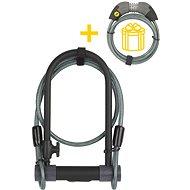 YALE YUL2C / 13/230 U-lock High Security SET kábellel kódzárral YCC1 / 10/185 - Kerékpár zár
