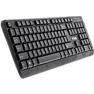 Yenkee YKB 1002CS USB, fekete - Billentyűzet