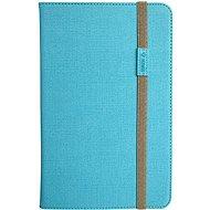 """Yenkee YBT 0815BE Provence 8"""" kék - Tablet tok"""