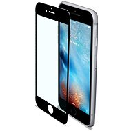 Celly GLASS iPhone 6/6S/7 fekete - Képernyővédő