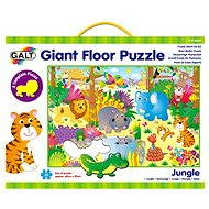 GALT nagy padló puzzle - állatok a dzsungelben
