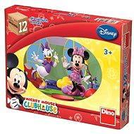 Dino mesekocka Mickey Mouse - Puzzle