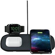 Mophie 3 az 1-ben - vezeték nélküli töltőpad Apple-höz - Vezeték nélküli töltő