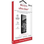 Zagg InvisibleShield Antibacterial Ultra Clear+ védőfólia Samsung Galaxy S20 Ultra készülékhez - Védőfólia