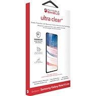 Zagg InvisibleShield Antibacterial Ultra Clear+ védőfólia Samsung Galaxy Note 10 Lite készülékhez - Védőfólia