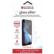 InvisibleShield Glass Elite+ Apple iPhone SE (2020)/8/7/6/6s készülékhez - Képernyővédő