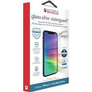 Zagg InvisibleShield Antibacterial Glass Elite VisionGuard+ védőüveg Apple iPhone 11 Pro Max/XS Max-hoz - Képernyővédő