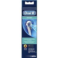 Oral-B Oxyjet Nozzle Fogkefefej – 4 db - Pótfej