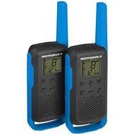 Motorola TLKR T62, kék - Adó-vevő