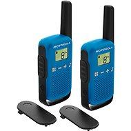Motorola TLKR T42, kék - Walkie Talkie