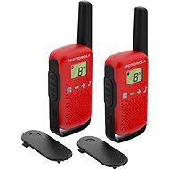 Motorola TLKR T42, piros - Walkie Talkie