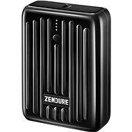 Zendure SuperMini - 10000mAh Credit Card Sized Portable Charger with PD (fekete) - Powerbank