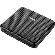 Hálózati adapter Zendure SuperPort 4 100W Desktop Charger with Dual PD Black (EU)