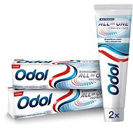 ODOL All In One Whitening 2x75 ml - Fogkrém