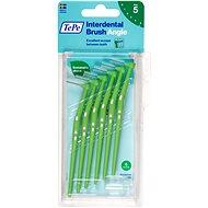 TEPE Angle 0,8 mm zöld 6 db - Fogköztisztító kefe