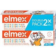 ELMEX Kids duopack 2 × 50 ml - Fogkrém