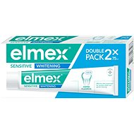 ELMEX Sensitive Whitening 2× 75 ml - Fogkrém