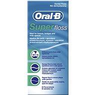 ORAL B Super Floss 50 db - Fogselyem