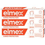 ELMEX Caries Protection 3 x 75 ml - Fogkrém