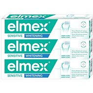 ELMEX Sensitive Whitening 3 x 75 ml - Fogkrém