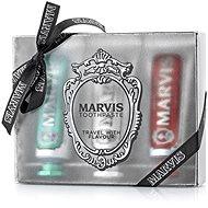 MARVISStrong & Whitening & Cinnamon 3 x 25 ml - Szájápolási készlet