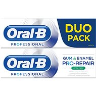 ORAL-B Professional Extra Fresh 2 × 75 ml - Fogkrém