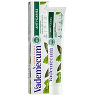 VADEMECUM Anti Cavity + Natural 75 ml - Fogkrém