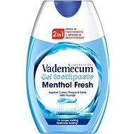 VADEMECUM 2 az 1-ben Menthol Fresh 75 ml - Fogkrém