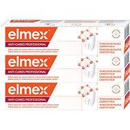 ELMEX Anti-Caries Professional 3 × 75 ml - Fogkrém