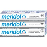 MERIDOL Whitening 3 × 75 ml - Fogkrém