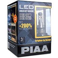 PIAA LED H8/H9/H11/H16 6000K - Autóizzó