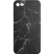 AlzaGuard - iPhone 7/8 / SE 2020 - fekete márvány - Mobiltelefon hátlap