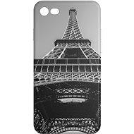 AlzaGuard - iPhone 7/8/SE 2020 - Eiffel-torony - Mobiltelefon hátlap