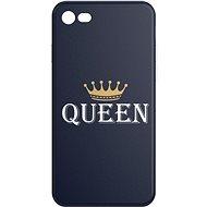 AlzaGuard - iPhone 7/8/SE 2020 - Queen - Mobiltelefon hátlap