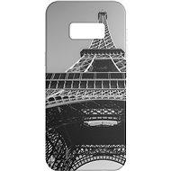 AlzaGuard - Samsung Galaxy S8 - Eiffel-torony - Mobiltelefon hátlap