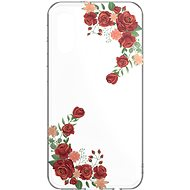 AlzaGuard - Samsung Galaxy A40 - Rózsa - Mobiltelefon hátlap
