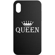 AlzaGuard - Apple iPhone X/XS - Queen - Mobiltelefon hátlap