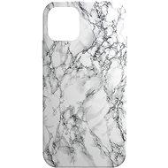 AlzaGuard - Apple iPhone 11 Pro Max - Fehér Márvány - Telefon hátlap