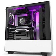 NZXT H510i, fehér - Számítógép ház