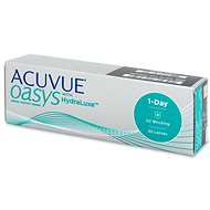 Acuvue Oasys 1 Day with HydraLuxe (30 lencse) - Kontaktlencse